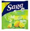 Zöldtea 20x1,3g Saga citrom
