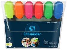 Szövegkiemelő készlet 1-5mm Schneider Job 150 6 szín #1