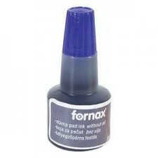Bélyegzőfesték 30 ml Fornax kék #1