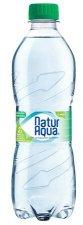 Ásványvíz enyhe 0,5 l Natur Aqua #1