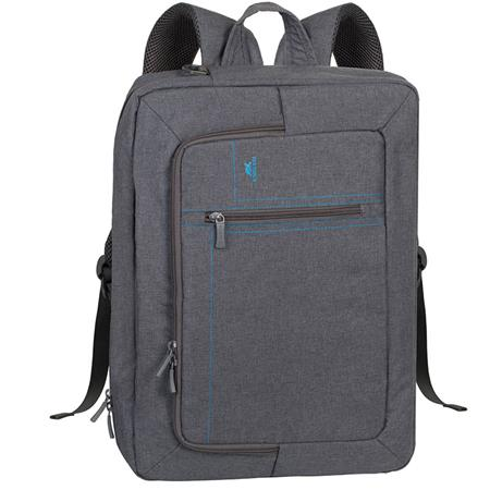 Notebook hátizsák válltáska átalakítható 16 Rivacase Aspen 7590 szürke e45f3bd2df