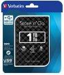 2,5 HDD (merevlemez) 1TB USB 3.0 Verbatim Store n Go fekete