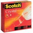 Ragasztószalag 12mmx33m 3M Scotch Crystal
