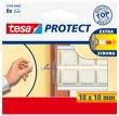 Védőütköző Tesa Protect fehér