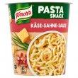 Instant készétel 71g Knorr Snack tészta sajtos-tejszínes szósszal