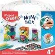 Szörnygyár kreatív készségfejlesztő készlet Maped Creativ Mini Box