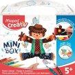 Madárijesztő kreatív készségfejlesztő készlet Maped Creativ Mini Box