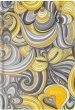 Naptár tervező B6 heti Toptimer Joy flexi sárga-szürke (2022)