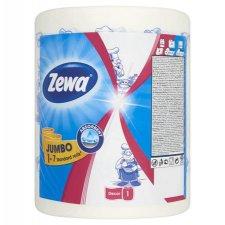 Kéztörlő tekercses 323lap Zewa Jumbo Design #1