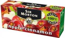 Gyümölcstea 20x1,75g Sir Morton alma-fahéj #1