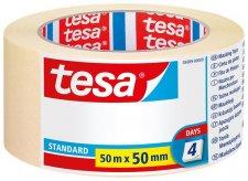 Festő- és mázolószalag 50mmx50m Tesa Universal 5089 #1